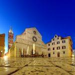 Saint Donat cathedral Zadar